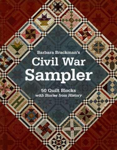 Barbara Brackman's Civil War Sampler preview