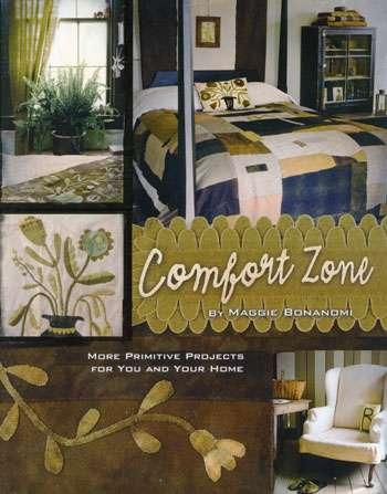Comfort Zone by Maggi Bonanomi (Book)