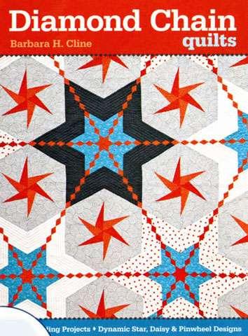 Diamond Chain Quilts by Barbara H Cline (Book)