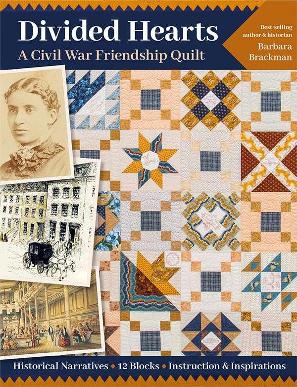 Divided Hearts - A Civil War Friendship Quilt preview
