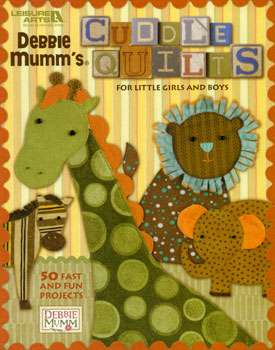 Debbie Mumm's Cuddle Quilts (Book)