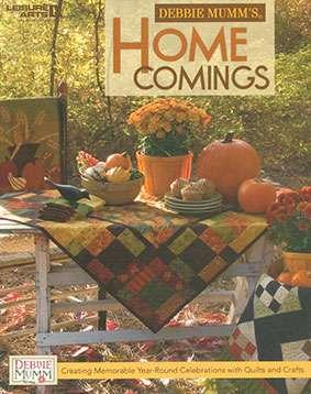 Debbie Mumm's Home Comings (Book)