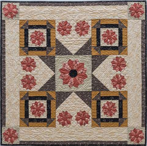 Dresden Quilt Workshop by Susan R. Marth  preview