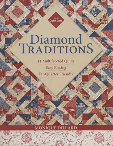 Diamond Traditions by Monique Dillard (Book)