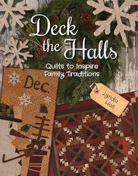 Deck the Halls by Lynda Hall (Book)