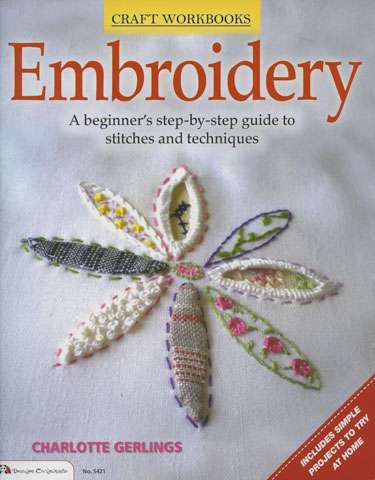 Embroidery by Charlotte Gerlings (Book)