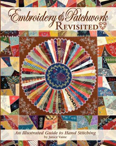Embroidery & Patchwork Revisited by Janice Vaine (Book) preview