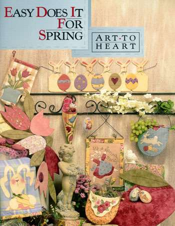 Easy Does It for Spring by Art To Heart (Book)