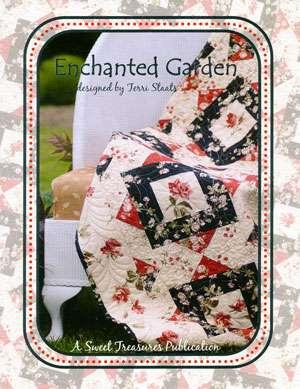 Enchanted Garden by Terri Staats (Book)