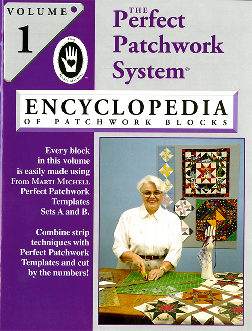 Encyclopedia of Patchwork Blocks Vol 1 by Marti Michell