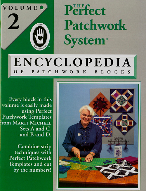 Encyclopedia of Patchwork Blocks Vol 2 by Marti Michell
