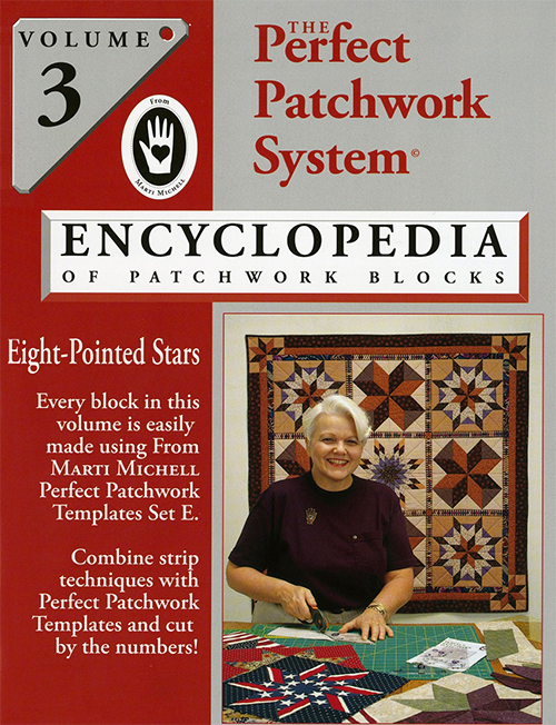 Encyclopedia of Patchwork Blocks Vol 3 by Marti Michell