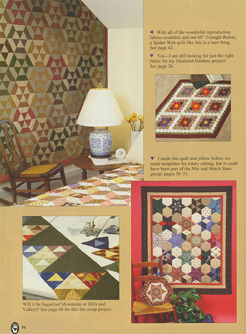 Encyclopedia of Patchwork Blocks Volume 6 by Marti Michell preview