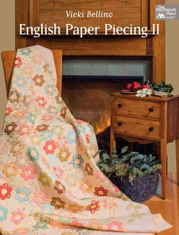 English Paper Piecing II by Vicki Bellino (Book)