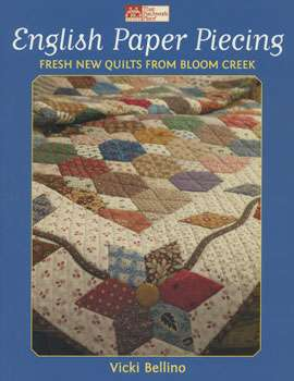 English Paper Piecing by Vicky Bellino (Book)