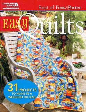 Best of Fons and Porter - Easy Quilts (Book)