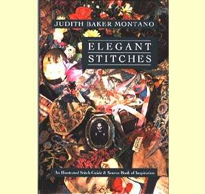 Elegant Stitches by Judith Baker Montano (Book)