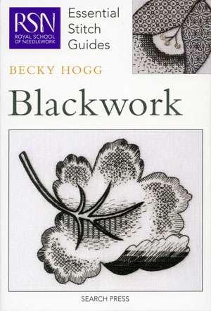 Essential Stitch Guides - Blackwork (Book)