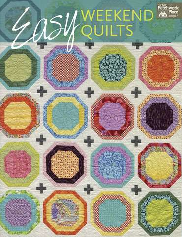 Easy Weekend Quilts - Softcover (Book)