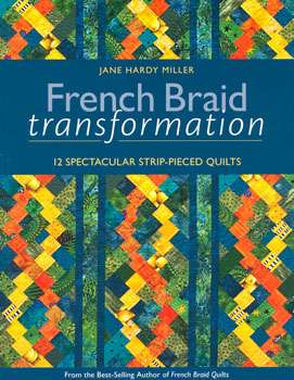French Braid Transformation by Jane Hardy Miller (Book)