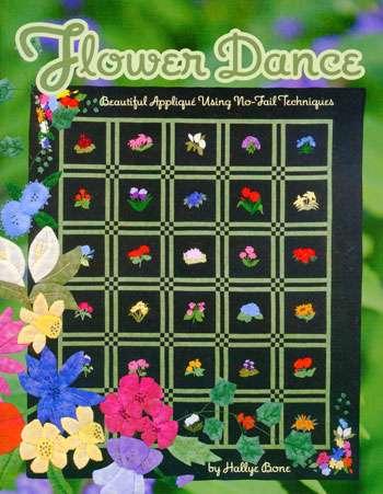 Flower Dance by Hallye Bone (Book)
