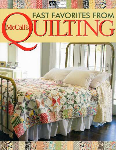 Fast Favorites from McCall's Quilting (Book)