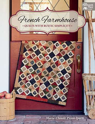 French Farmhouse by Marie-Claude Picon-Iperti (Book) preview