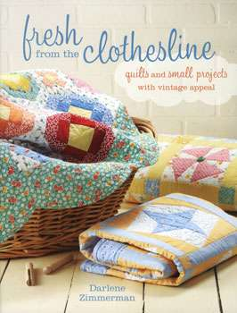 Fresh from the Clothesline by Darlene Zimmerman (Book)
