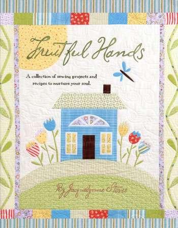 Fruitful Hands by Jacquelynne Steves (Book)