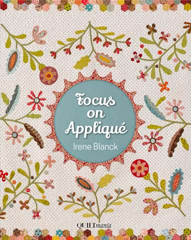 Focus on Applique by Irene Black (Book)