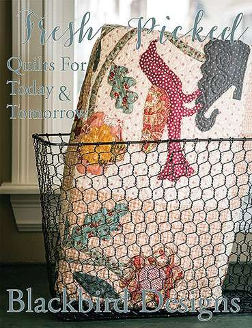 Fresh Picked by Blackbird Designs (Book)