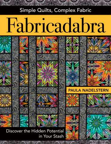 Fabricadabra by Paula Nadelstern (Book)