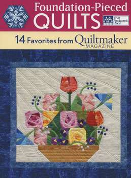Foundation-Pieced Quilts (Book)
