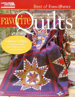 Best of Fons and Porter - Favorite Quilts (Book)