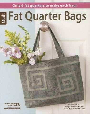 Fat Quarter Bags by Stephanie Prescott (Book)