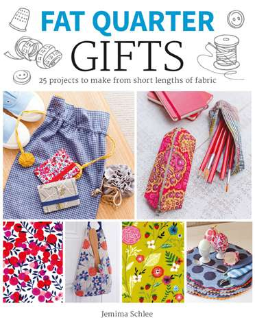 Fat Quarter Gifts by Jemima Schlee (Book)
