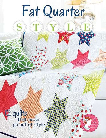 Fat Quarter Style (Book) preview