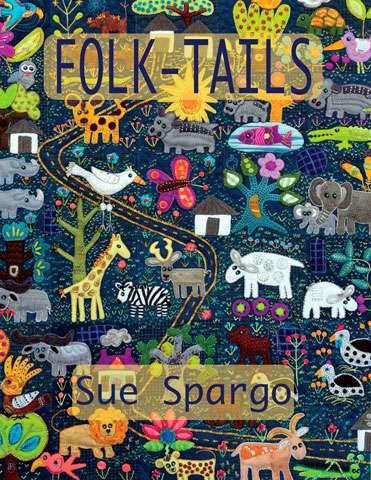 Folk-Tails by Sue Spargo (Book)