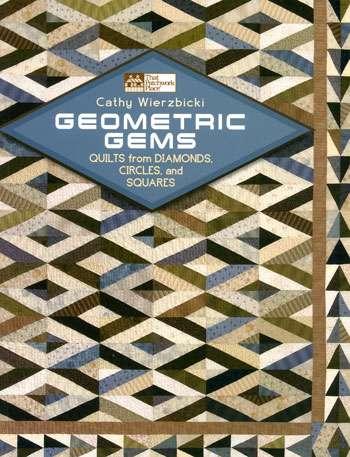 Geometric Gems by Cathy Wierzbicki (Book)