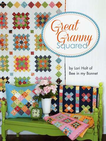 Great Granny Squared by Lori Holt (Book)