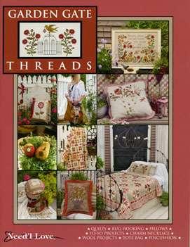 Garden Gate Threads by Need'l Love (Book)