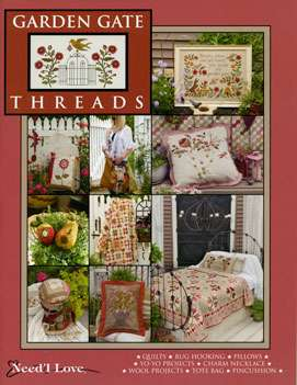 Garden Gate Threads by Need'l Love (Book)