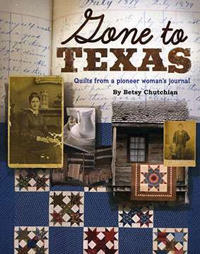 Gone to Texas by Betsy Chutchian (Book)