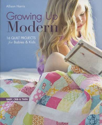 Growing Up Modern by Allison Harris (Book)