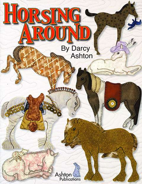 Horsing Around by Darcy Ashton (Book)
