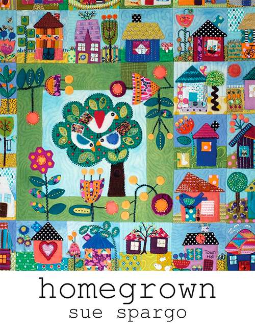Homegrown - by Sue Spargo preview