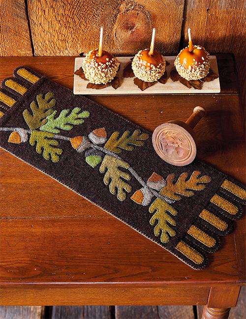 Harvest Garden - Stitch and Enjoy Autumn's Treasures by Kathy Cardiff preview