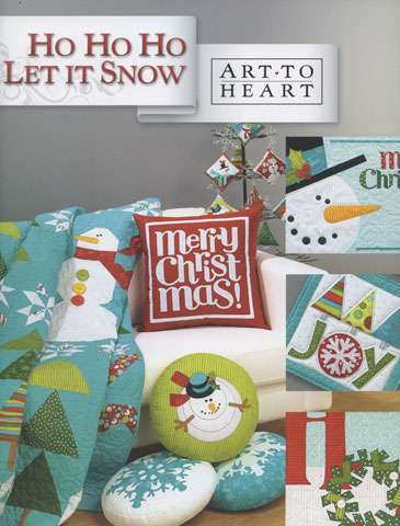 Ho Ho Ho Let It Snow by Nancy Halvorsen (Book) preview