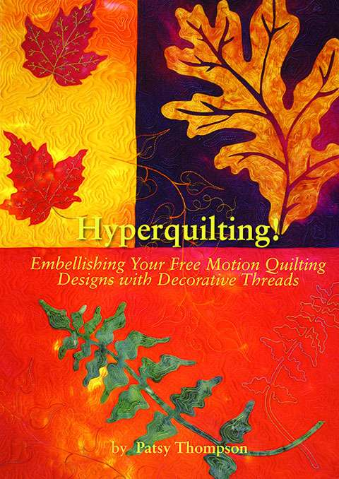 Hyperquilting by Patsy Thompson (Book)