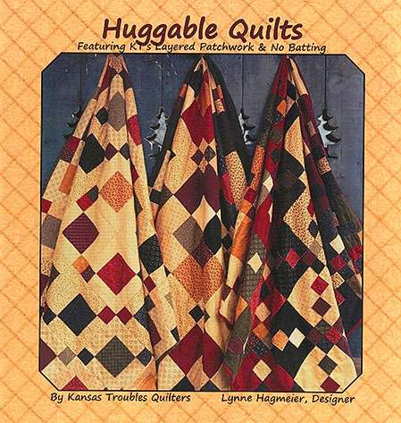 Huggable Quilts by Lynne Hagmeier (Book)